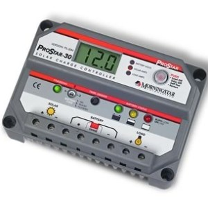 ProStar 30 Solar Charge Controller with Meter