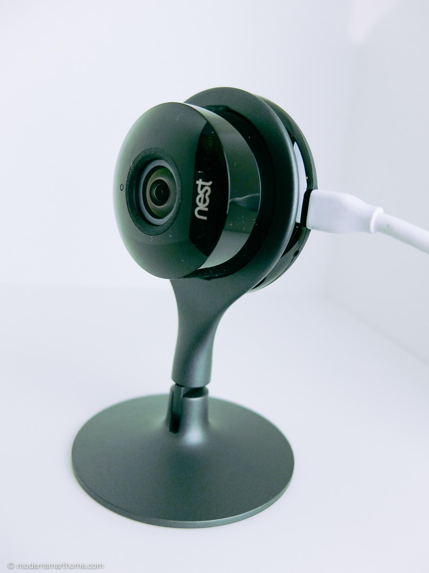 nest cam gallery modern smart home. Black Bedroom Furniture Sets. Home Design Ideas