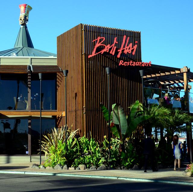 The Bali Hai, San Diego