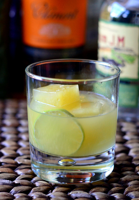 Pineapple Ti Punch