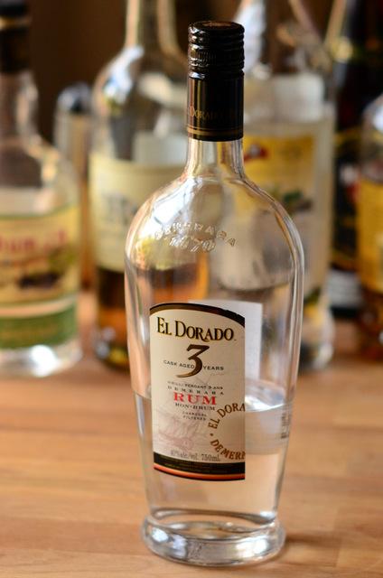 El Dorado 3-Year Old Demerara Rum