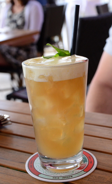 The Tiki's Mai Tai
