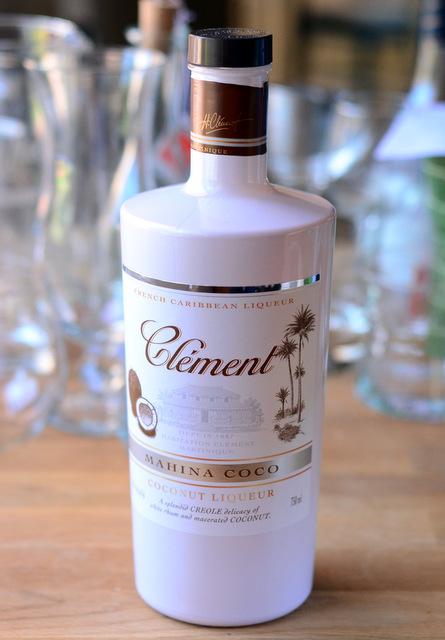 Clement Mahina Coco Liqueur