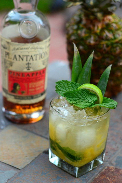Stiggins Pineapple Mojito