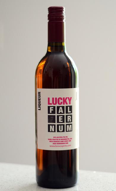 Lucky Falernum, reviewed