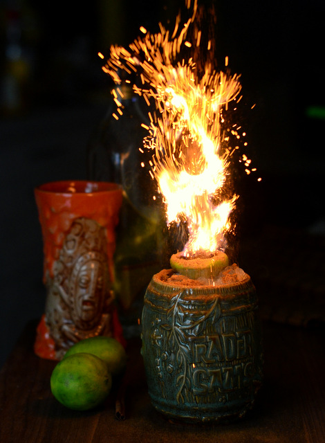 Oh Noa! a tribute to Trader Sam's Uh Oa!