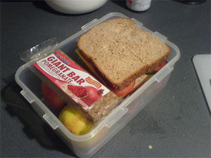 Taking Your Own Lunches