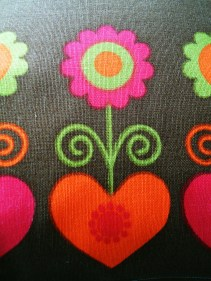 Swedish cotton fabric