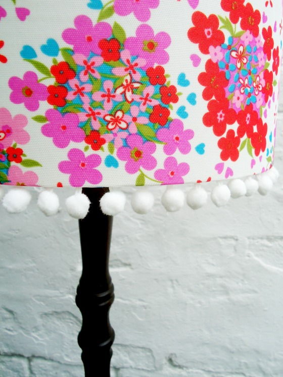 modflowers: lampshade closeup