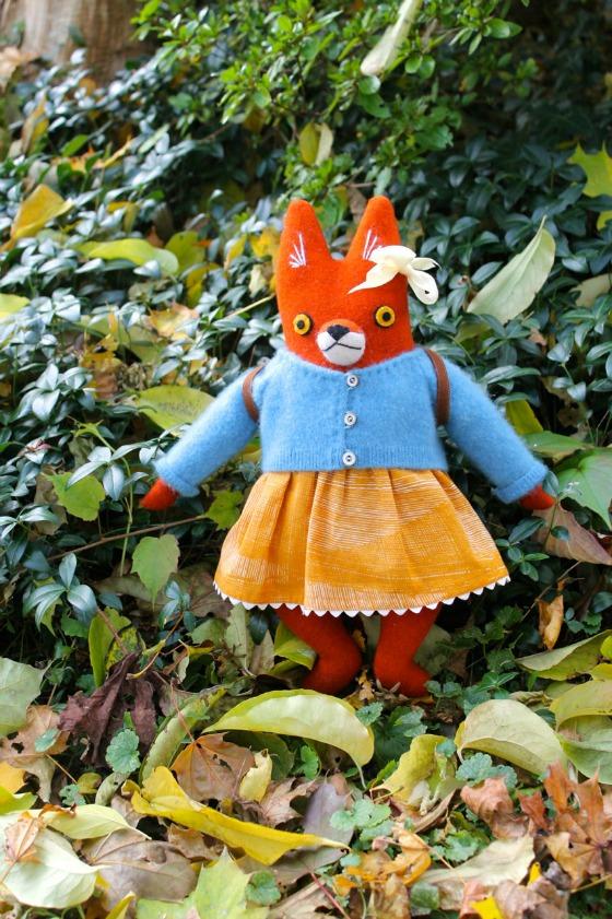 modflowers: fox by mimi kirchner