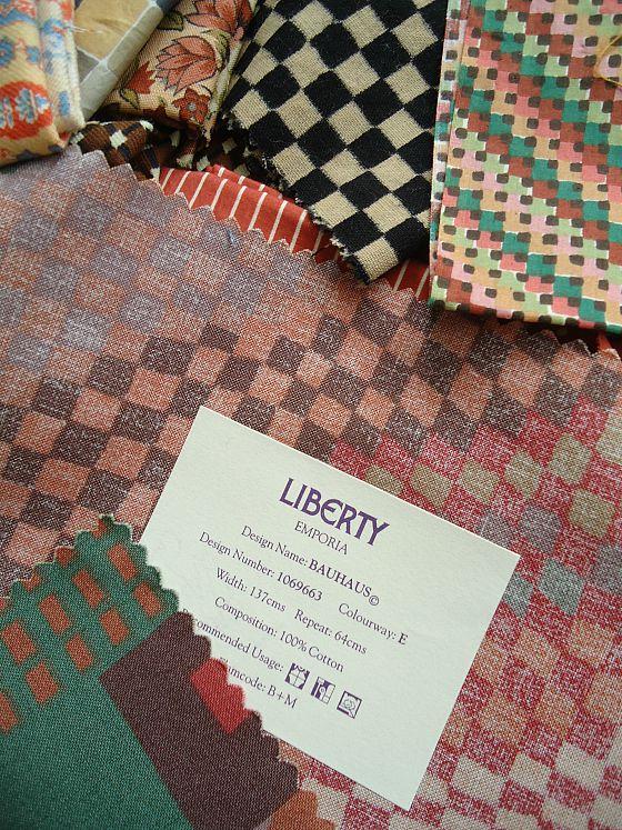 modflowers: Liberty fabrics