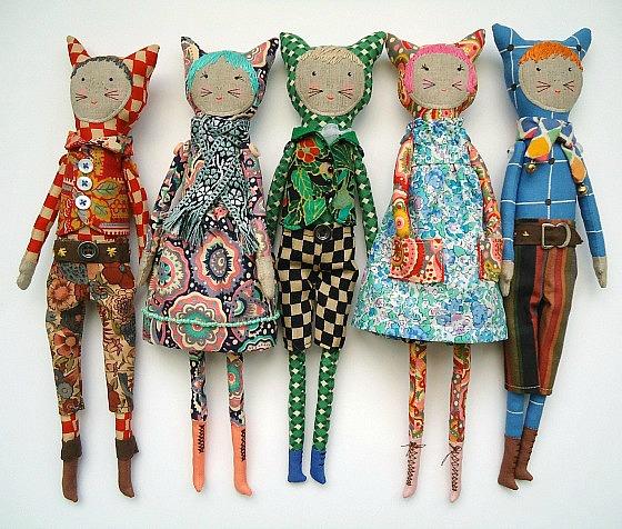 modflowers: liberty dolls
