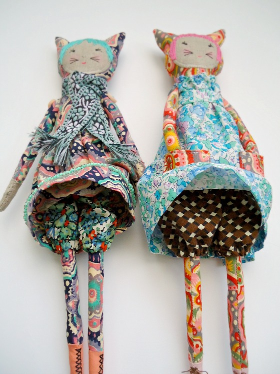 modflowers: liberty dolls with bloomers