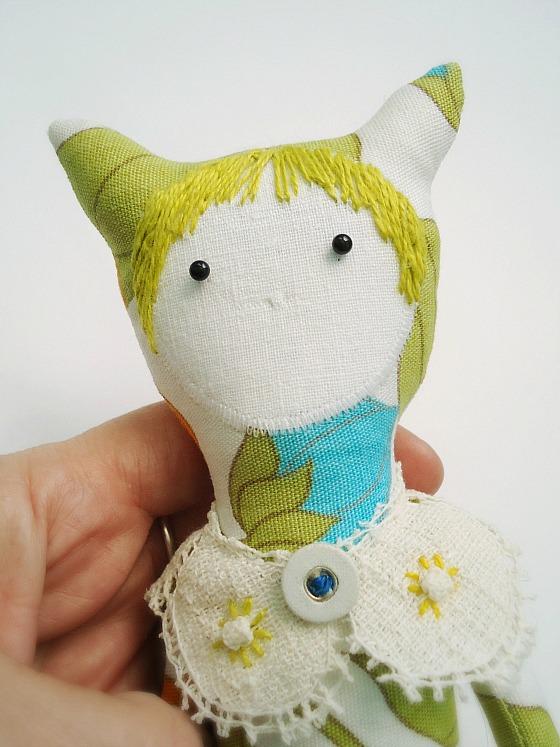 cat doll commission - 6 560