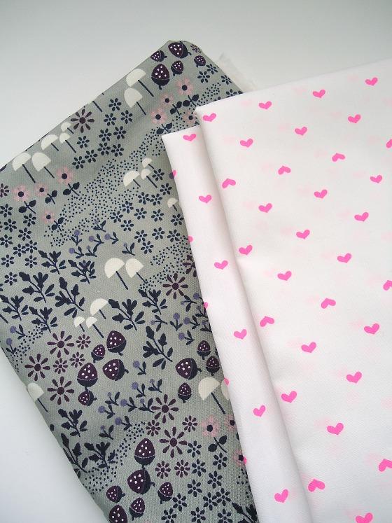 modflowers: my partner bought me these fabrics in Copenhagen!