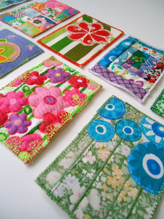 modflowers: learning to let go - SAW 16 ATCs