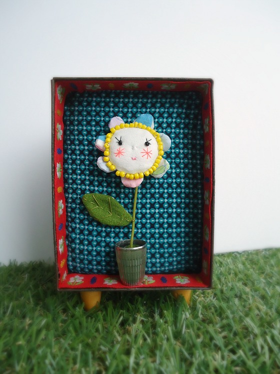 modflowers: little boxes