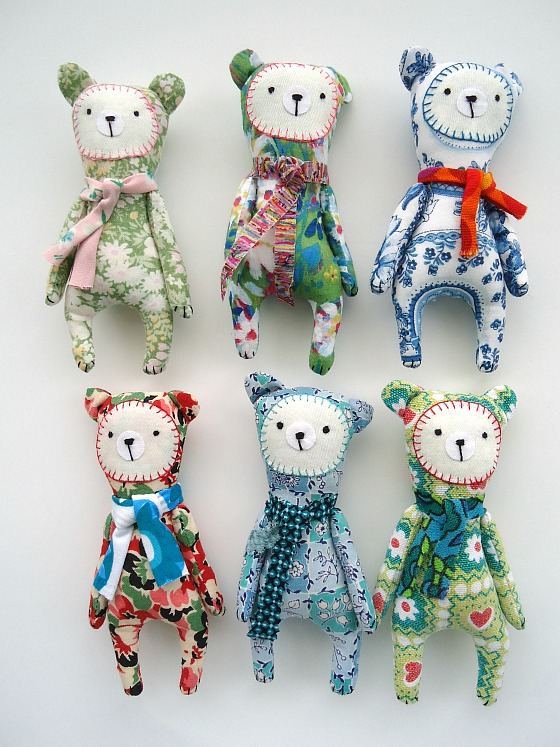 modflowers: new pocket bears