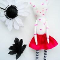 feline flower fairy