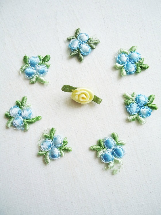modflowers: vintage trims