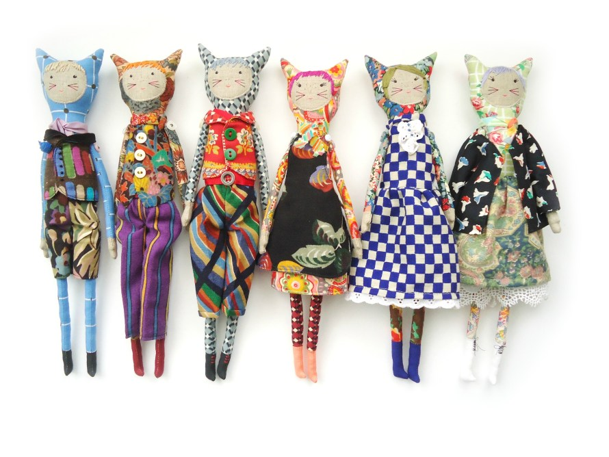 modflowers: Liberty dolls