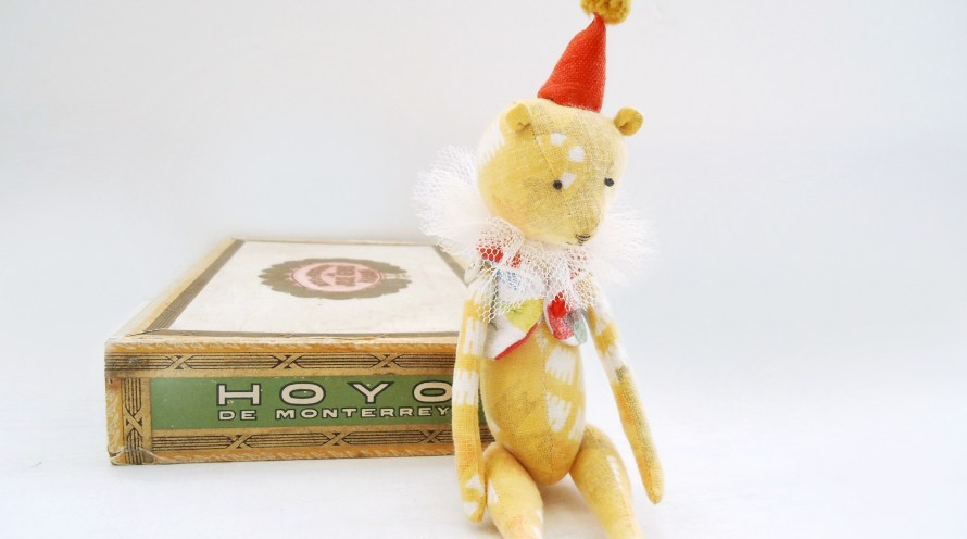 circus bear by modflowers