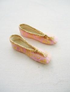 shoe fetish: Serena Partridge workshop - modflowers