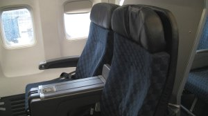 First Class 737-800