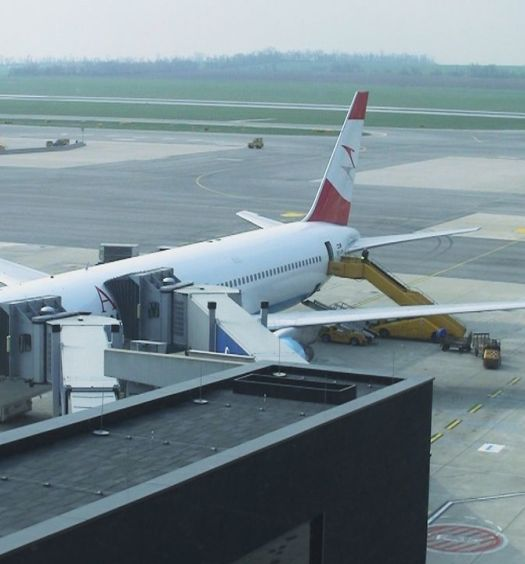 Video thumbnail for vimeo video Video   Austrian Airlines Business Class (Int'l - Old) - modhop