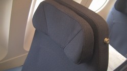 Cloth economy seat - airberlin