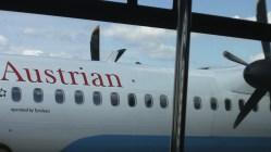 Austrian Airilnes Dash 8