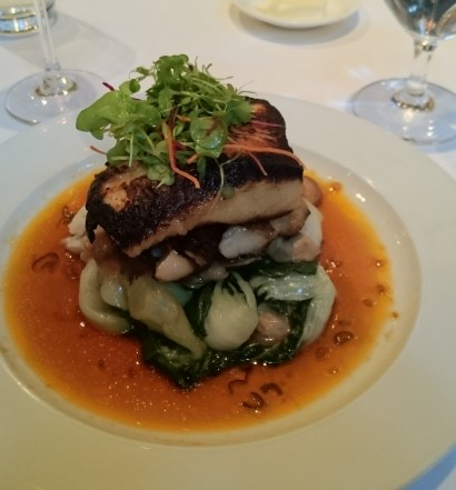 Gotham Bar and Grill Miso Cod