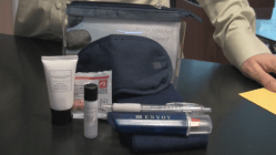 US Airways Amenity Kit 2012