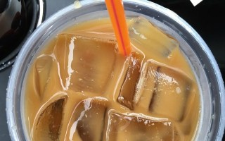 Caffeine for a Cause: Celebrate Dunkin' Donuts Iced Coffee Day