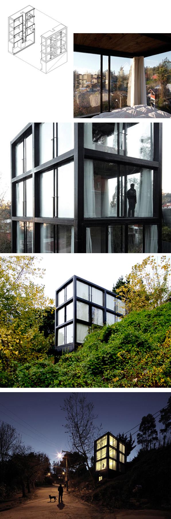 casa arco house pezo von ellrichshausen en modusvivendi arquietctura industrializada modular 01