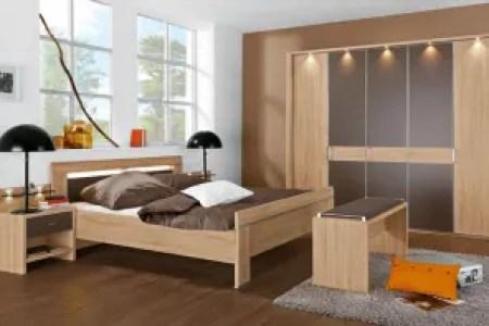 donna wiemann schlafzimmer komplett in eiche sägerau