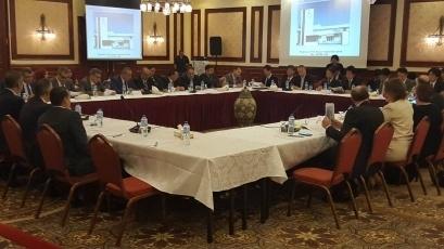 薗浦外務副大臣の第5回「平和と繁栄の回廊」構想四者閣僚級協議への出席2