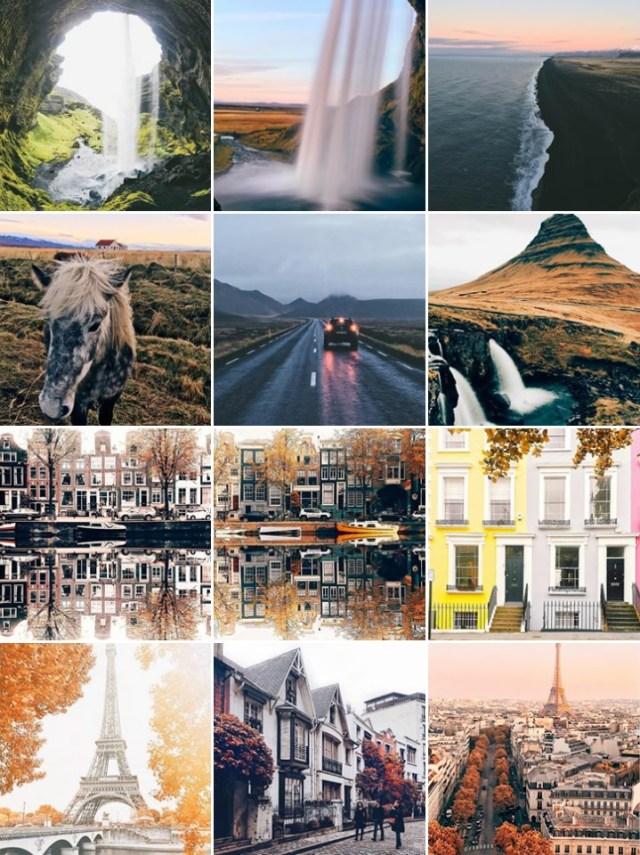 3 profile na Instagramie, które warto obserwować @travelinagnes