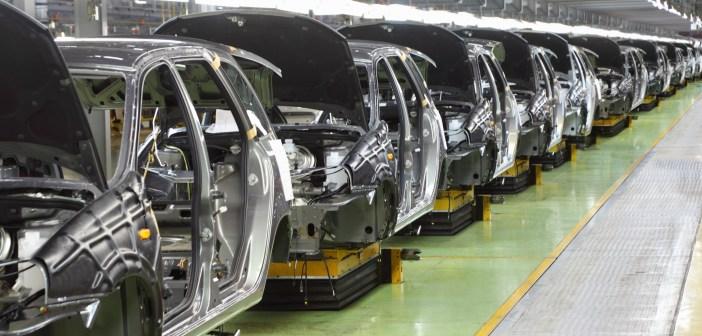 Etapy produkcji samochodów