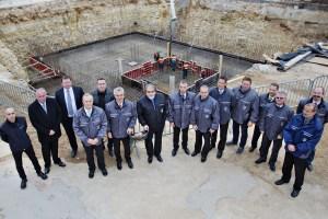 Wydajna energetycznie i innowacyjna: ŠKODA buduje nową tłocznię nadwozi