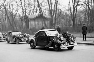 ŠKODA Popular: samochodowa ikona świętuje 80. rocznicę swojego pierwszego rajdowego sukcesu