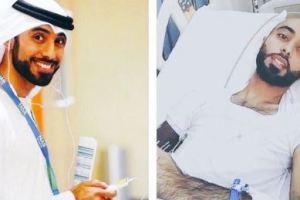 بالصور : اسباب وفاة الإعلامي الرياضي الإماراتي حمد الإبراهيم