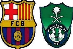 غياب نجم نادي برشلونة عن مباراة الأهلي وبرشلونة يغضب جماهير الأهلي