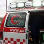 وفاة شخص وإصابة 4 آخرين في حادث تصادم 3 سيارات بطريق حضن