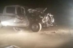 القنفذة – إصابة خطيرة جراء حادث مروري بين مقيم وكفيله