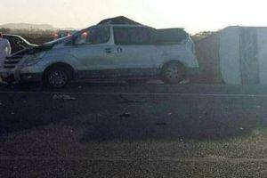 وفاة معلمة بعد 4 أيام من تعيينها بحادث مروري في طريقها للمدرسة