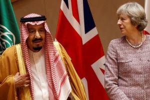 تيريزا ماي: السعودية أرسلت معلومات أمنية لبريطانية أنقذت مئات الأرواح من الارهابيين