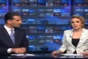شاهد بالفيديو.. مذيعة NRT تستقيل على الهواء مباشرة