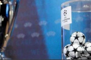 موعد وتوقيت قرعة دوري أبطال أوروبا 2016 – دور 16 – والقناة الناقلة