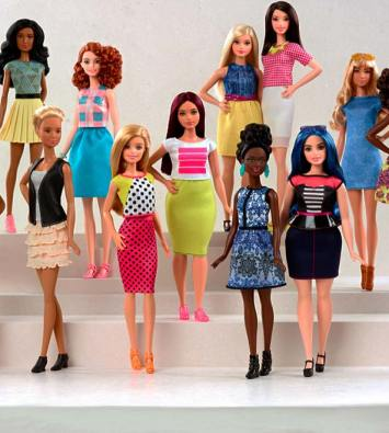 le-nuove-barbie-fashionistas